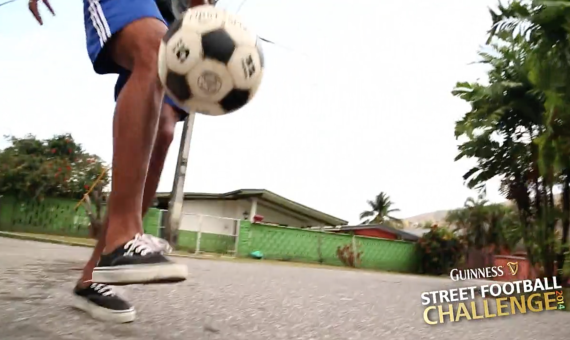 Guinness Street Football 2014 Commercial